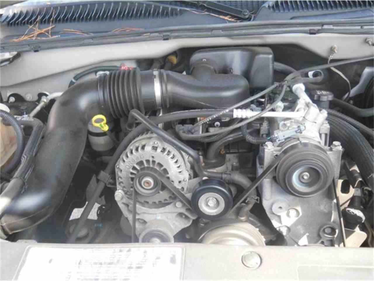 Large Picture of '06 Silverado - LWP4