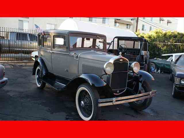 Picture of '31 Model A - LWPW