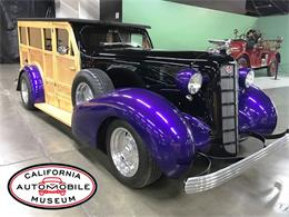 Picture of Classic '36 LaSalle Coupe located in Sacramento California - $33,000.00 Offered by California Automobile Museum - LV7N