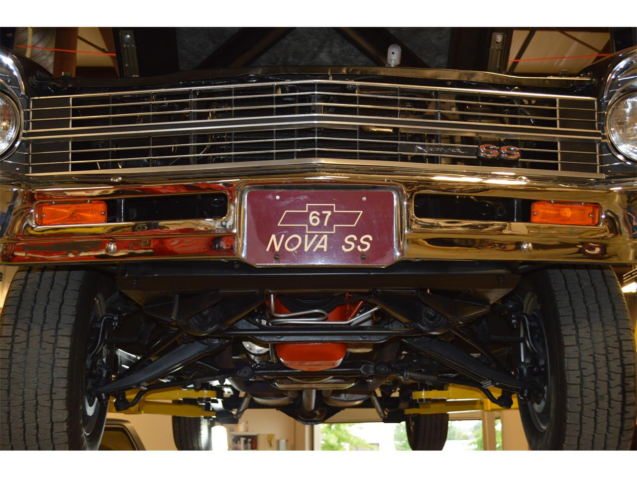 Large Picture of '67 Nova SS - LV7P
