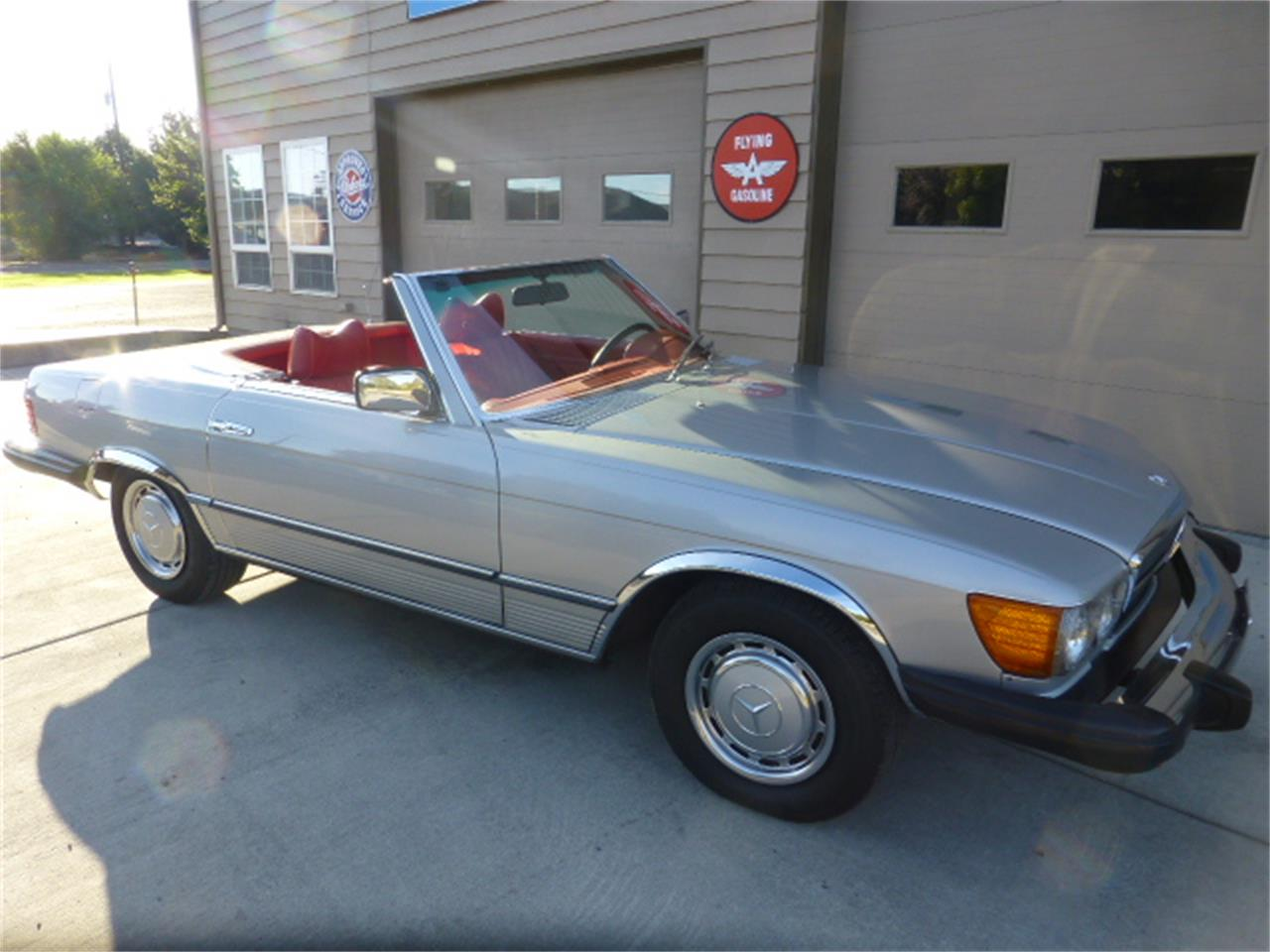 Large Picture of '77 450SL - LWT6