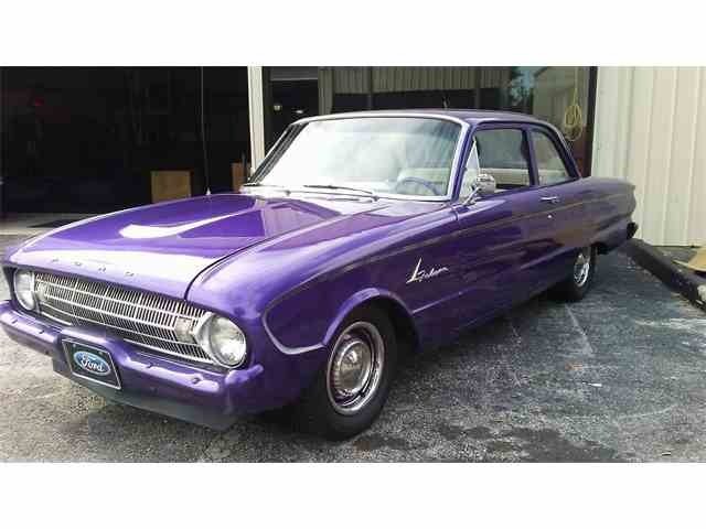 Picture of '61 Falcon - LWT7