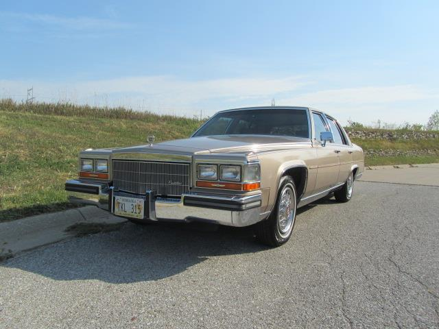 Picture of 1986 Fleetwood Brougham - LWTN