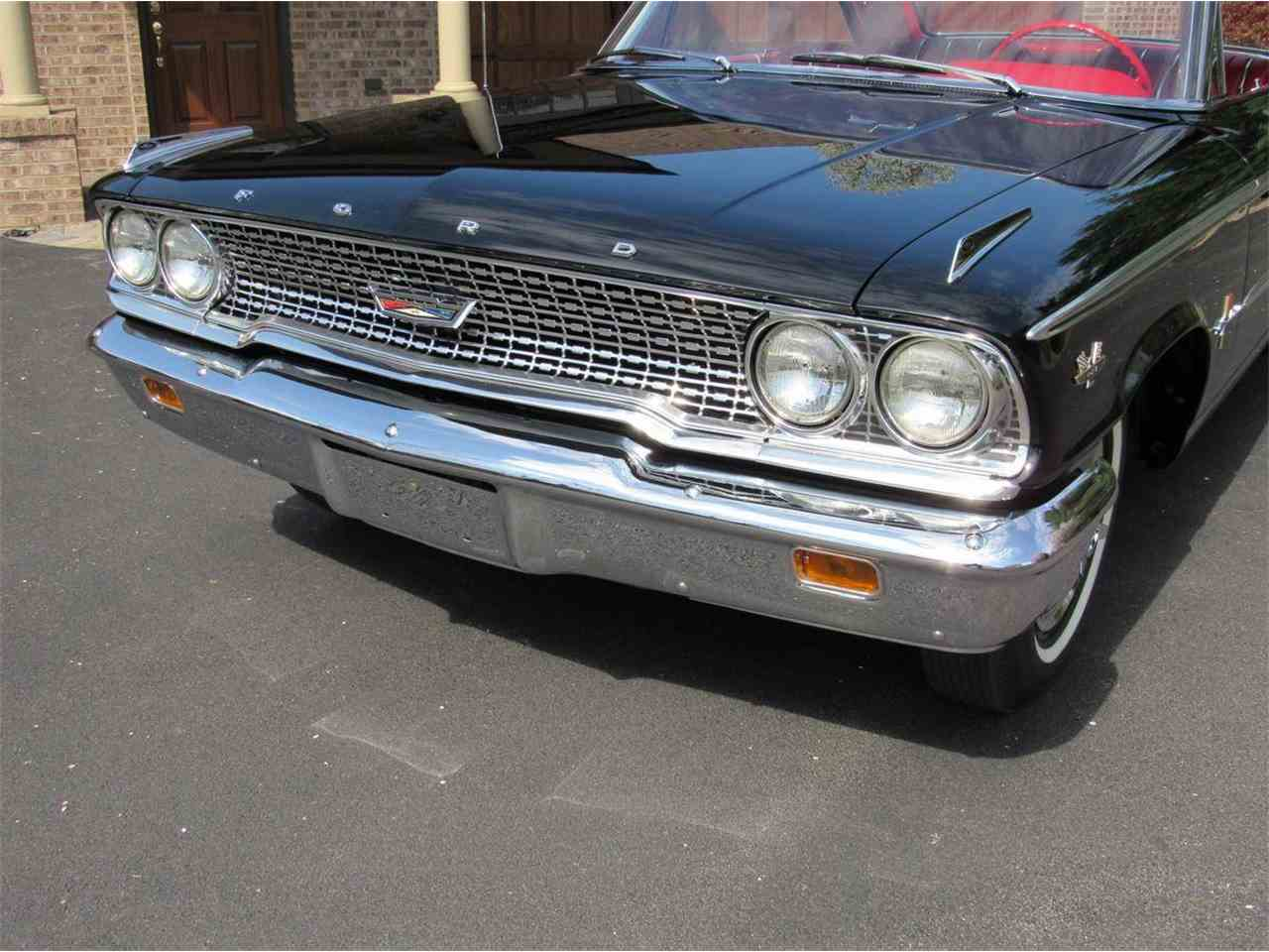 Large Picture of '63 Galaxie 500 XL - LWTO