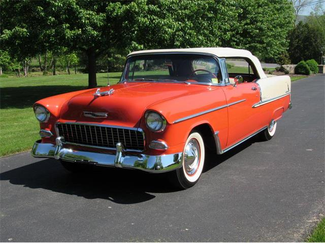 Picture of 1955 Chevrolet Bel Air located in MILL HALL Pennsylvania - $119,000.00 Offered by  - LWTR