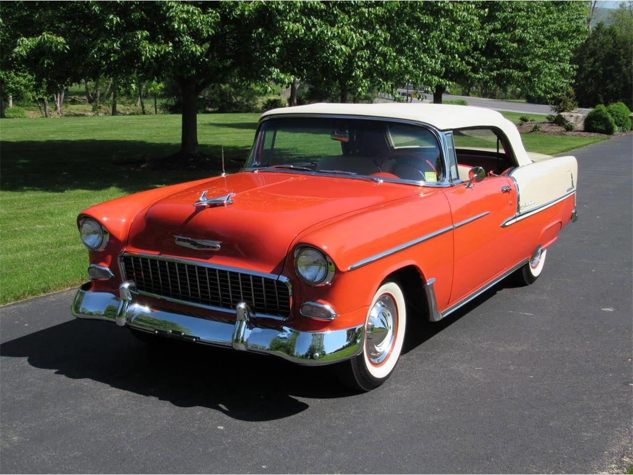 Large Picture of Classic 1955 Bel Air located in Pennsylvania - LWTR