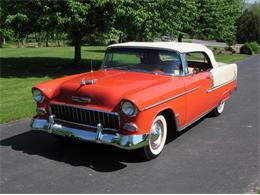 Picture of 1955 Bel Air located in MILL HALL Pennsylvania Auction Vehicle - LWTR