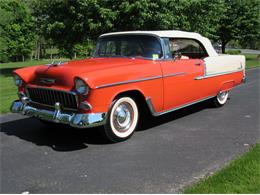 Picture of Classic 1955 Bel Air Offered by Miller Brothers Auto Sales Inc - LWTR