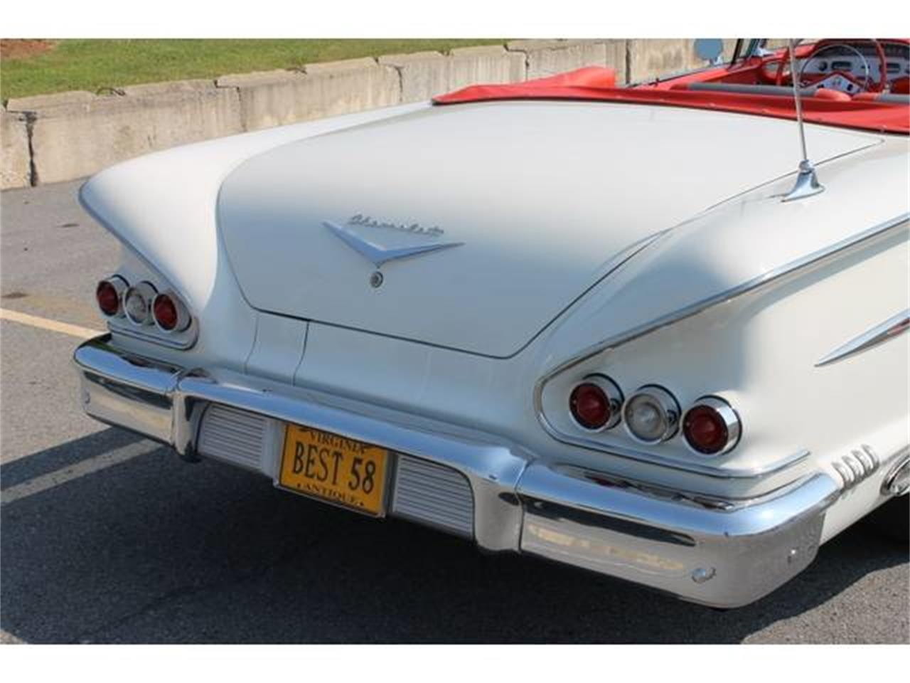 Large Picture of Classic 1958 Impala Offered by Miller Brothers Auto Sales Inc - LWTZ