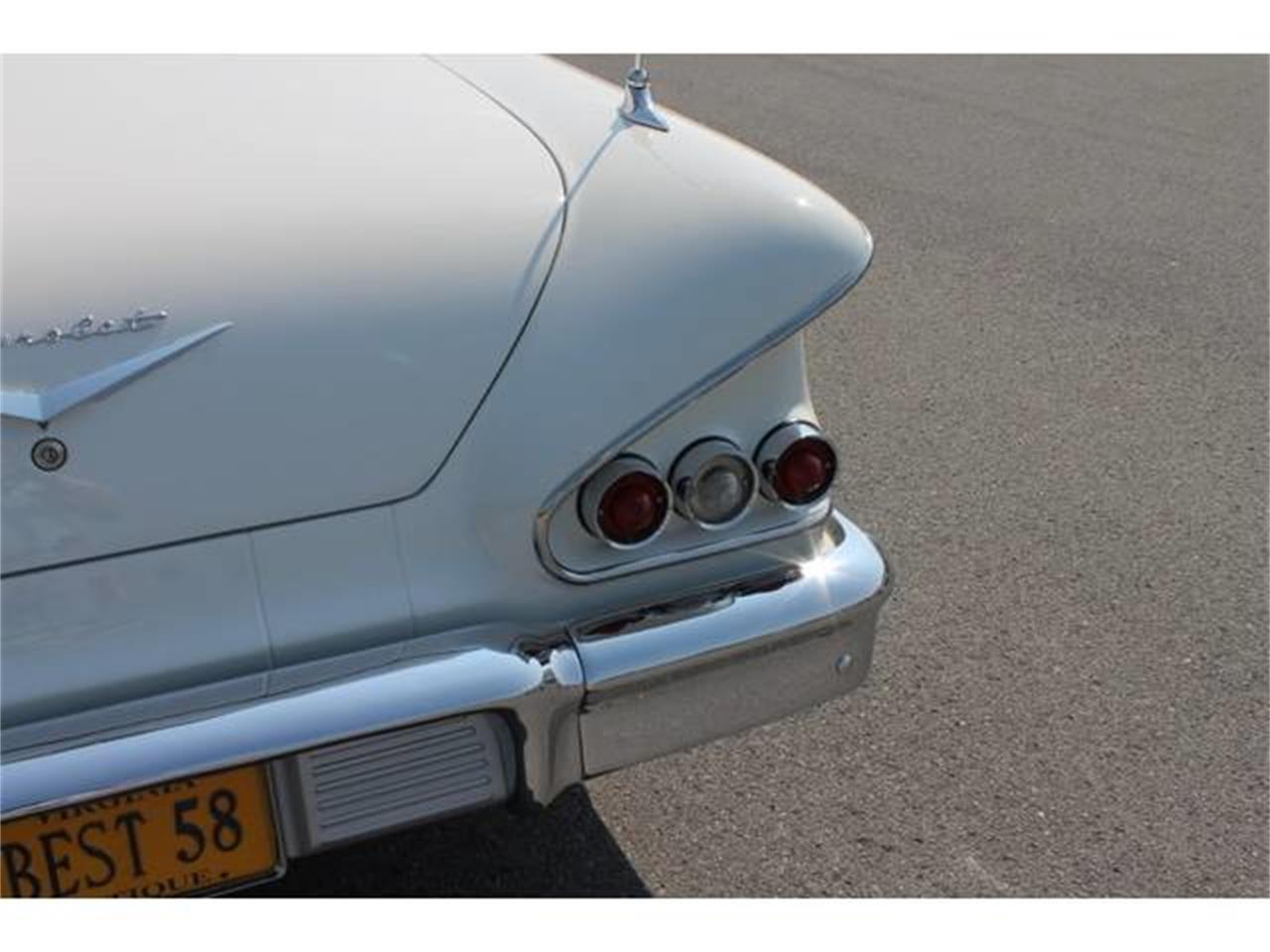 Large Picture of 1958 Chevrolet Impala - LWTZ