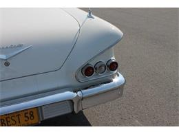Picture of '58 Impala located in MILL HALL Pennsylvania Auction Vehicle Offered by Miller Brothers Auto Sales Inc - LWTZ