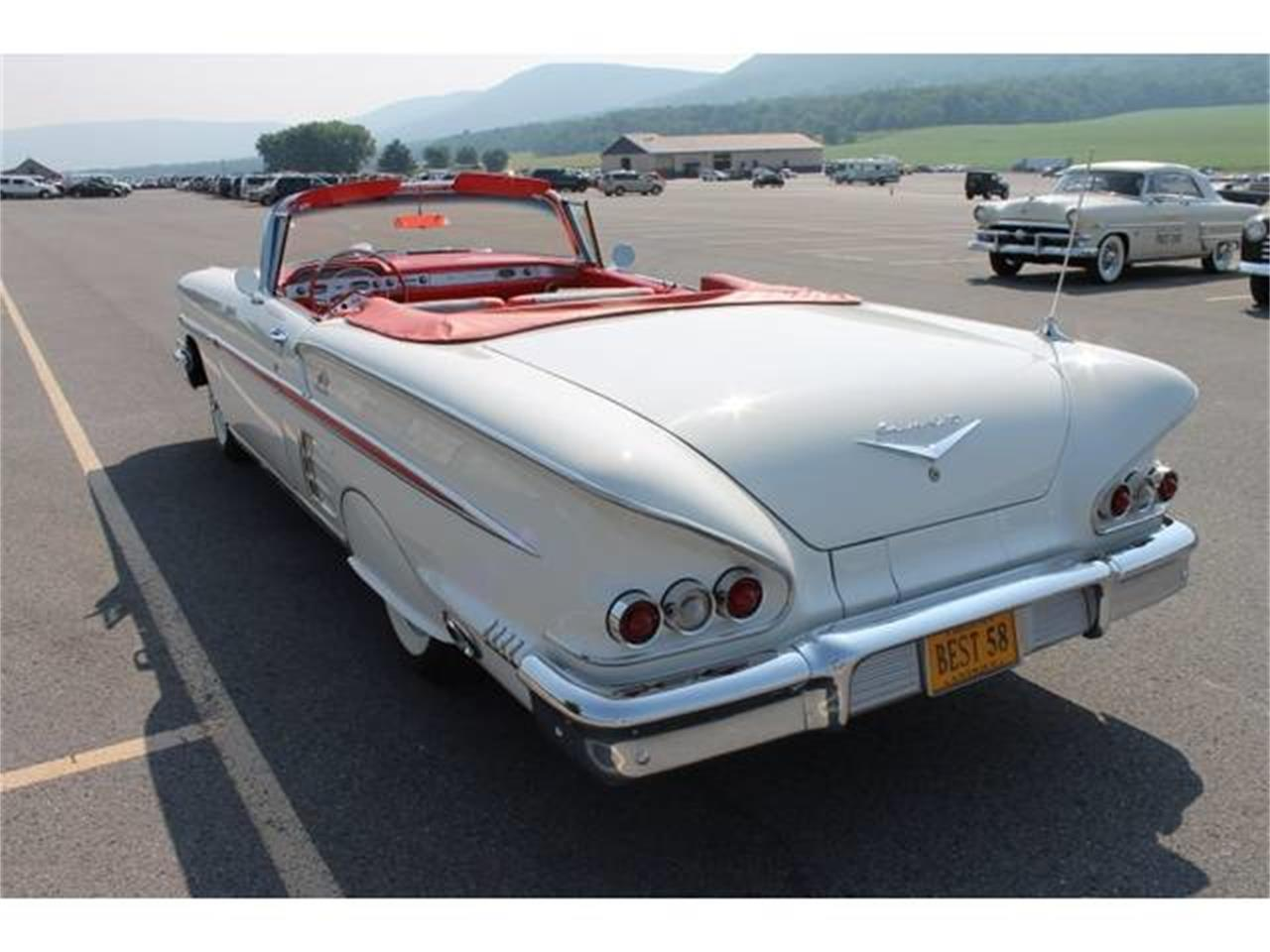 Large Picture of 1958 Impala located in MILL HALL Pennsylvania Auction Vehicle - LWTZ