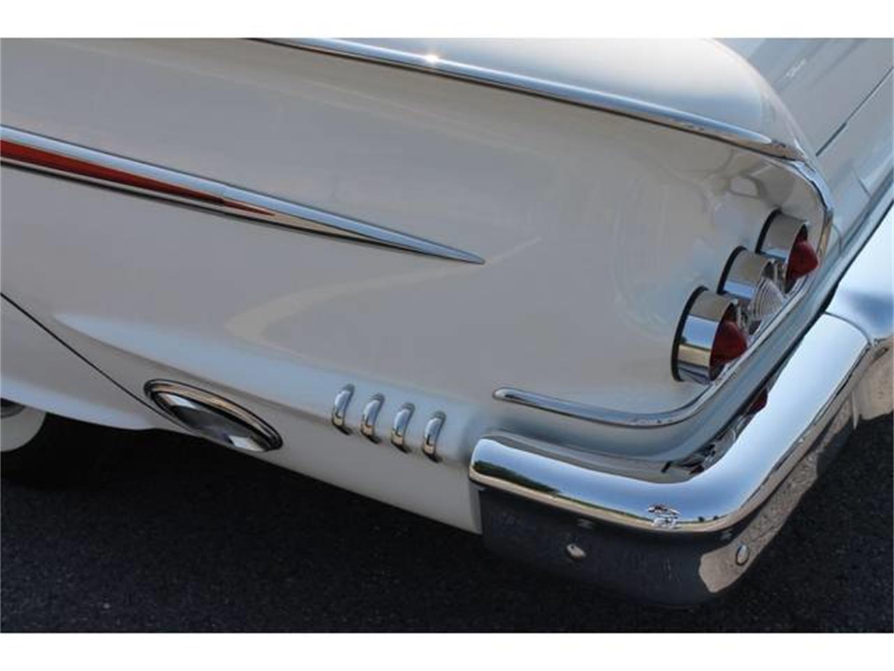 Large Picture of '58 Impala - LWTZ