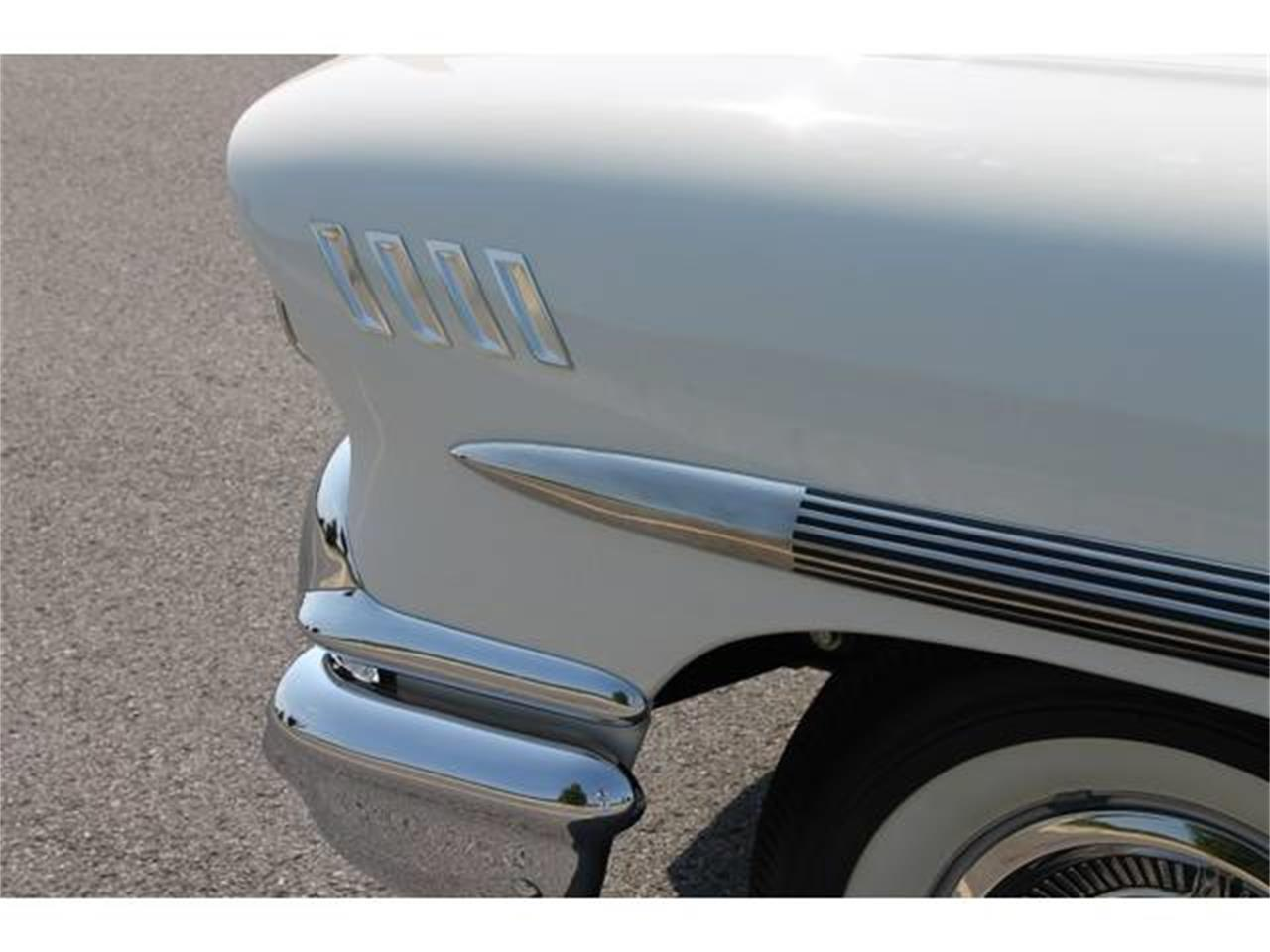 Large Picture of Classic '58 Chevrolet Impala Auction Vehicle Offered by Miller Brothers Auto Sales Inc - LWTZ