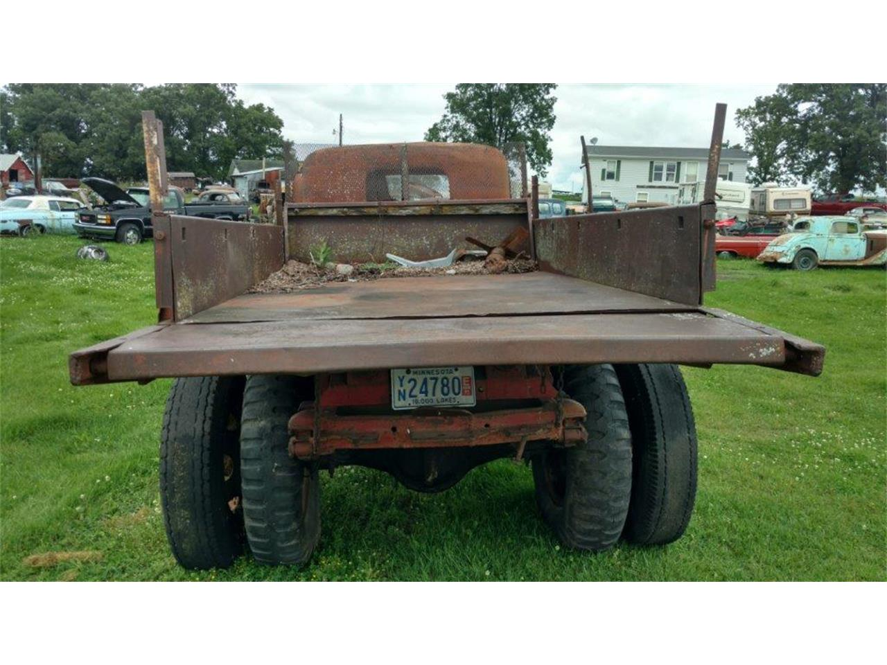 Large Picture of 1940 Dodge Pickup located in Parkers Prairie Minnesota - $2,500.00 - LWU5