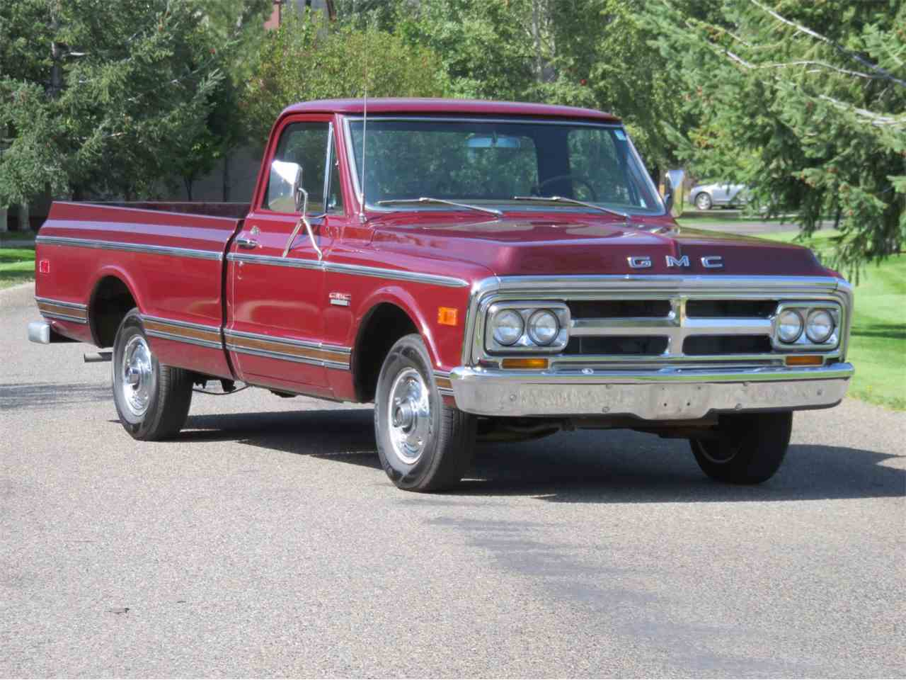 1969 gmc 1500 for sale cc 1022339. Black Bedroom Furniture Sets. Home Design Ideas