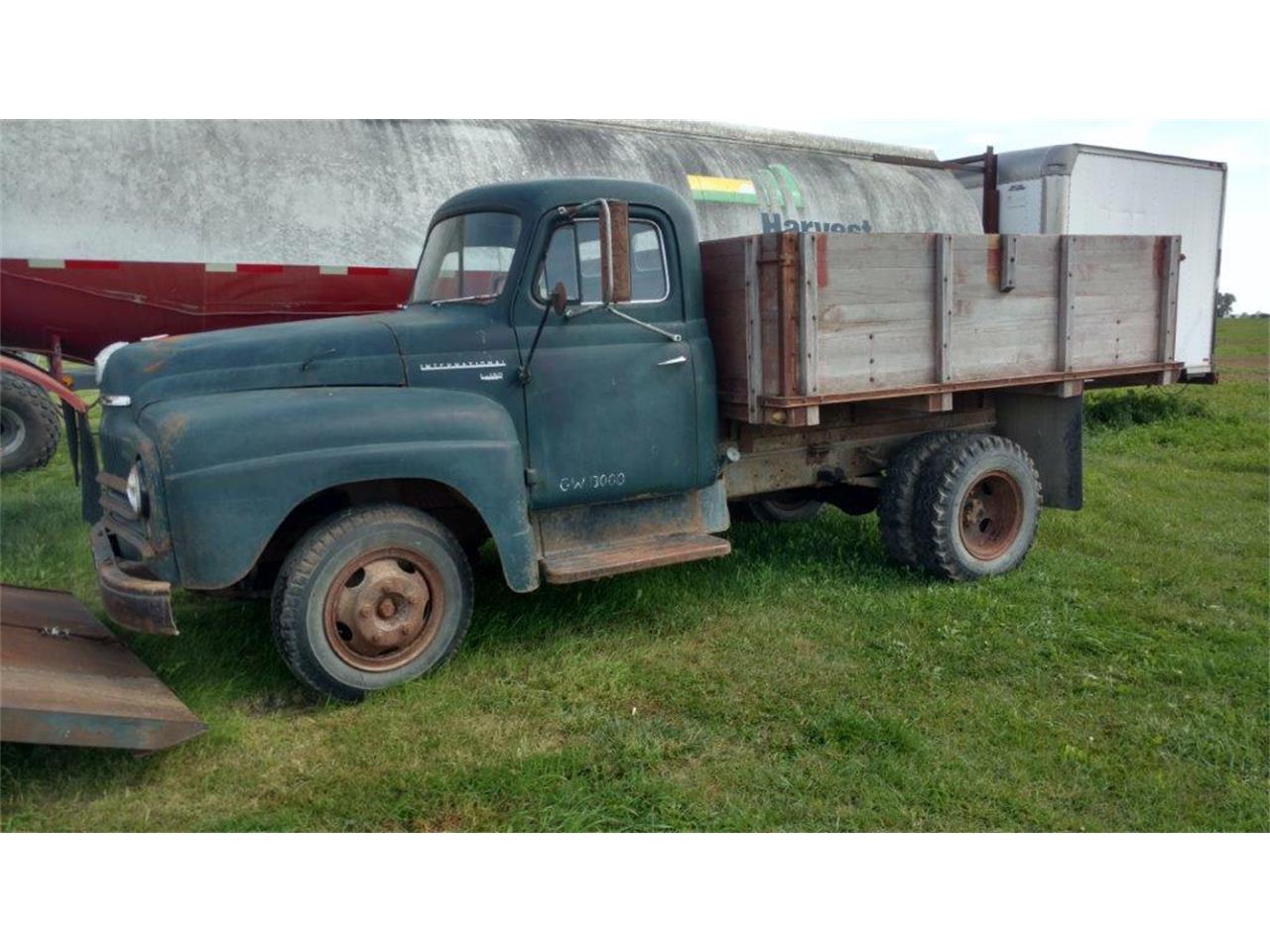 For Sale: 1952 International Pickup in Parkers Prairie, Minnesota