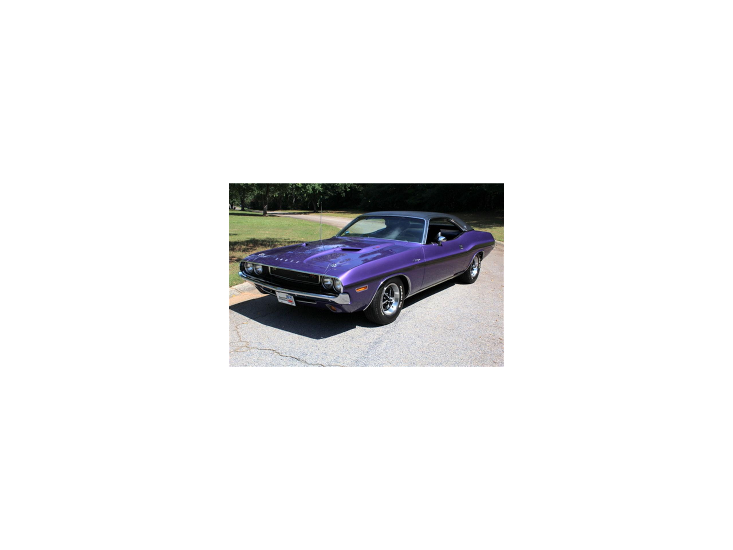 Large Picture of '70 Challenger R/T - LV7V
