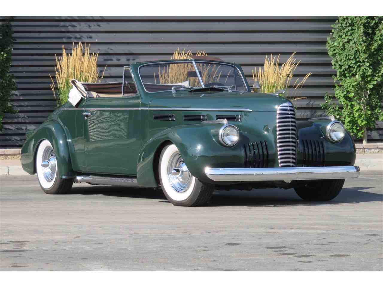 1939 Cadillac LaSalle for Sale | ClassicCars.com | CC-1022350