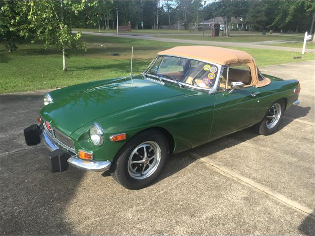 Picture of '74 MGB - LWV0