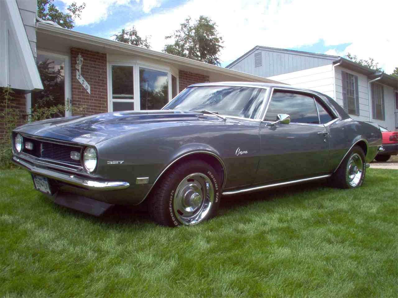 1968 Chevrolet Camaro For Sale Classiccars Com Cc 1022380