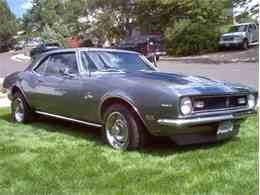 Picture of Classic 1968 Chevrolet Camaro - $26,000.00 Offered by a Private Seller - LWVG