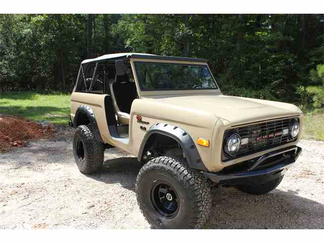 Picture of Classic 1968 Ford Bronco located in North Carolina - LWVH