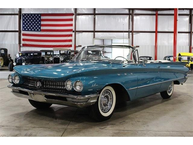 Picture of '60 LeSabre - LWVO