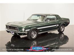 Picture of Classic 1968 Mustang GT/CS (California Special) Offered by St. Louis Car Museum - LWVZ