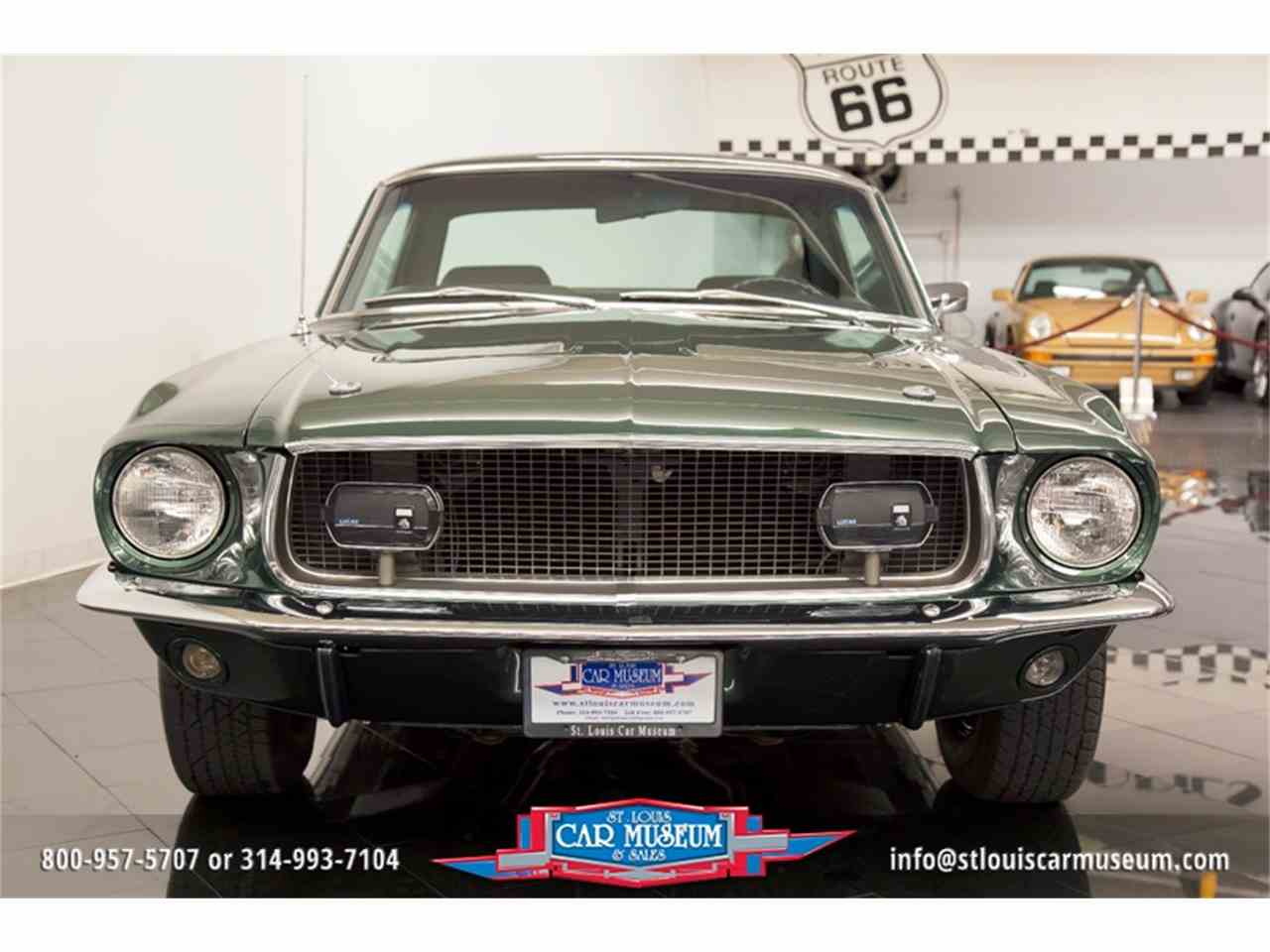 Large Picture of '68 Mustang GT/CS (California Special) - LWVZ