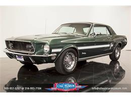 Picture of '68 Mustang GT/CS (California Special) Offered by St. Louis Car Museum - LWVZ