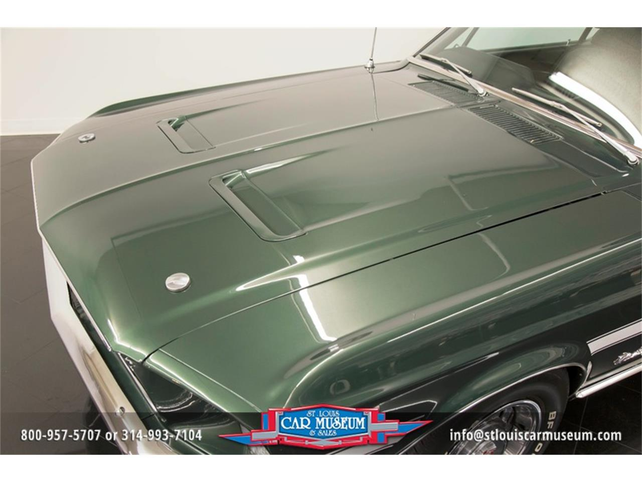 Large Picture of Classic 1968 Ford Mustang GT/CS (California Special) - $59,900.00 Offered by St. Louis Car Museum - LWVZ
