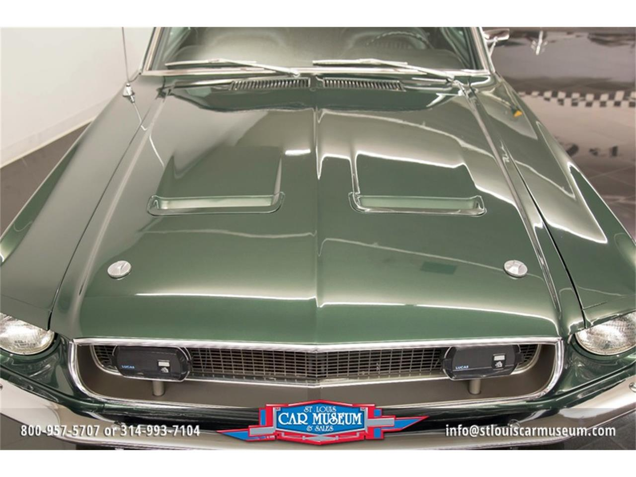 Large Picture of Classic 1968 Mustang GT/CS (California Special) - $59,900.00 - LWVZ