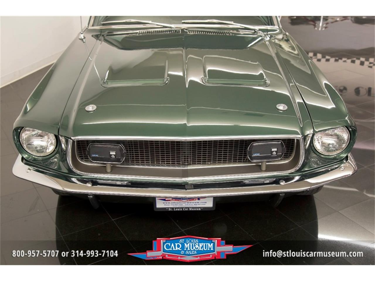 Large Picture of Classic '68 Mustang GT/CS (California Special) - $59,900.00 - LWVZ