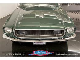 Picture of Classic 1968 Mustang GT/CS (California Special) located in Missouri - $59,900.00 Offered by St. Louis Car Museum - LWVZ