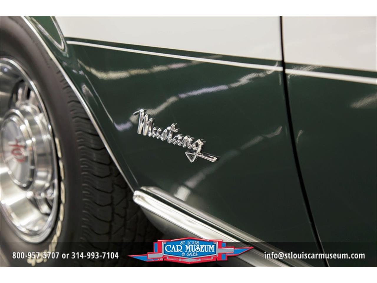 Large Picture of Classic 1968 Mustang GT/CS (California Special) Offered by St. Louis Car Museum - LWVZ
