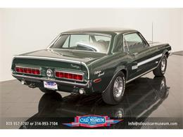 Picture of Classic 1968 Mustang GT/CS (California Special) - $59,900.00 - LWVZ