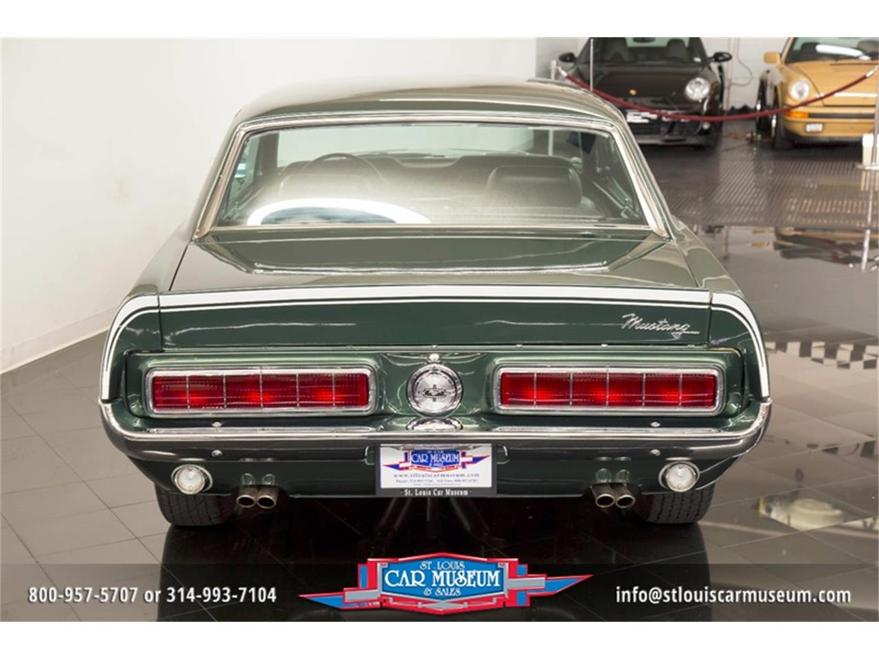 Large Picture of Classic '68 Ford Mustang GT/CS (California Special) located in St. Louis Missouri - LWVZ