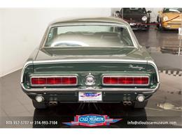 Picture of Classic 1968 Ford Mustang GT/CS (California Special) - $59,900.00 Offered by St. Louis Car Museum - LWVZ
