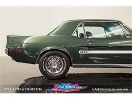 Picture of 1968 Ford Mustang GT/CS (California Special) located in Missouri - $59,900.00 - LWVZ