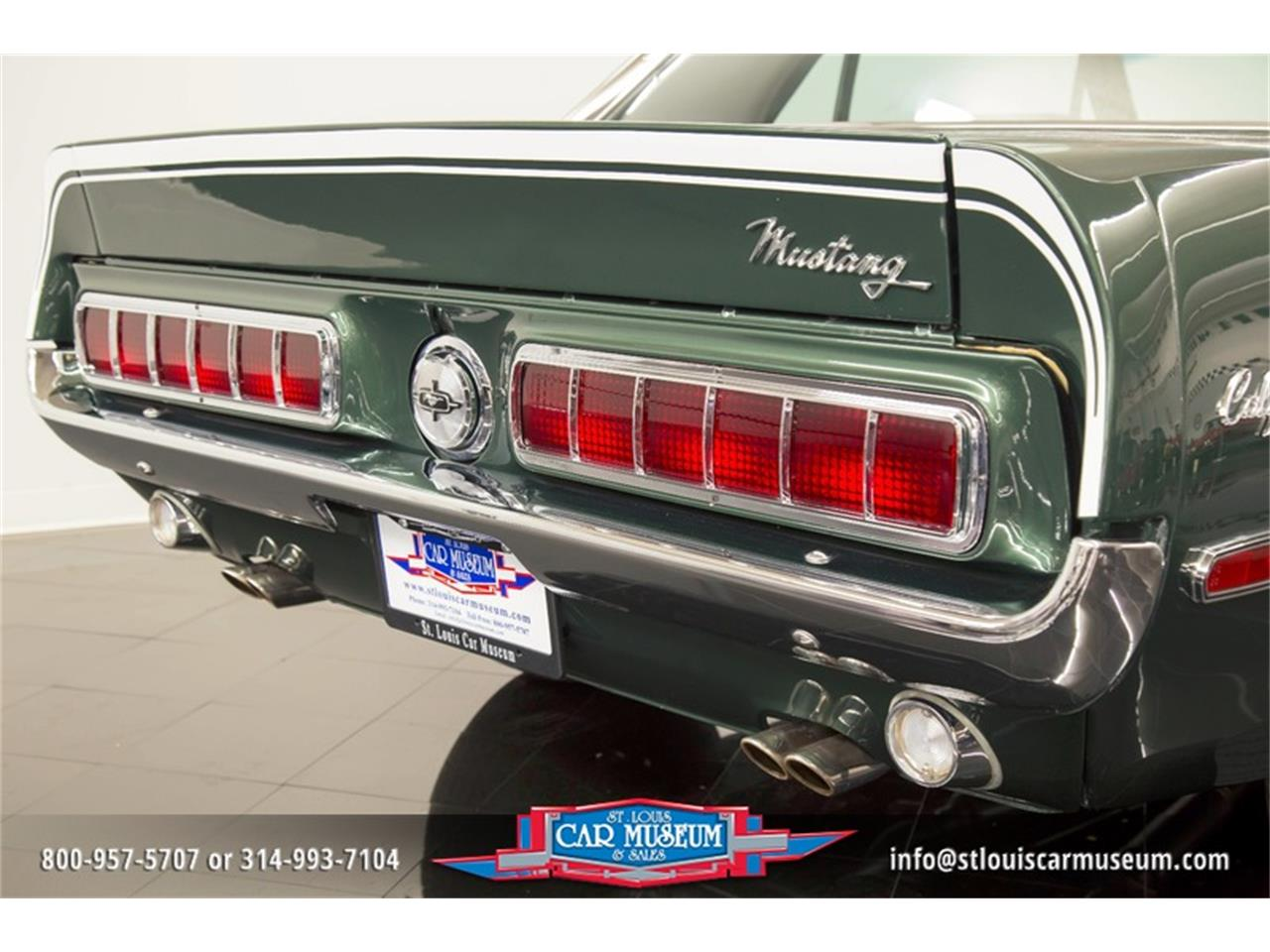 Large Picture of Classic '68 Mustang GT/CS (California Special) - LWVZ