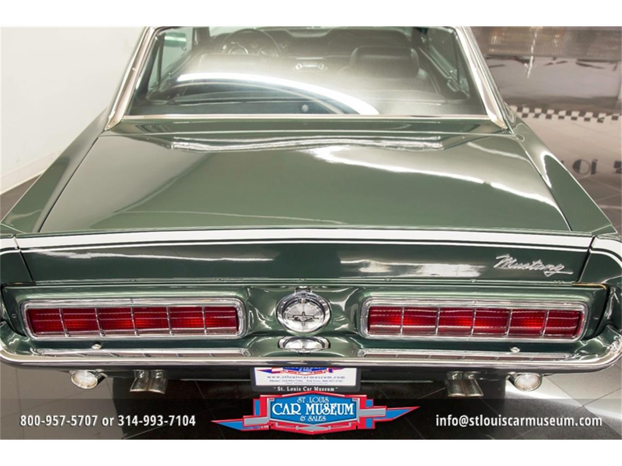 Large Picture of Classic '68 Mustang GT/CS (California Special) located in St. Louis Missouri - $59,900.00 - LWVZ