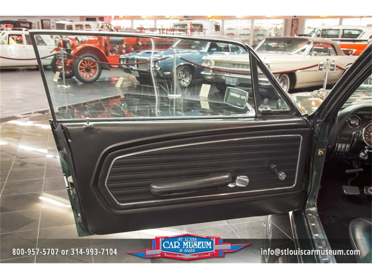 Large Picture of Classic '68 Ford Mustang GT/CS (California Special) - LWVZ