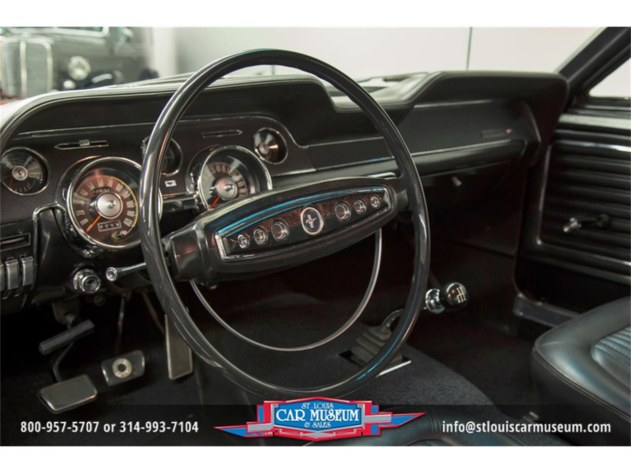 Large Picture of '68 Ford Mustang GT/CS (California Special) - LWVZ