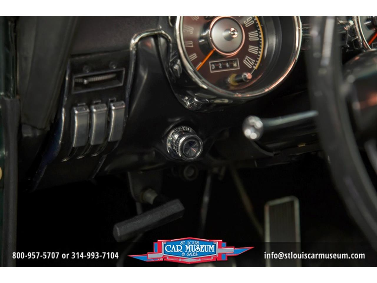 Large Picture of 1968 Ford Mustang GT/CS (California Special) located in St. Louis Missouri - LWVZ