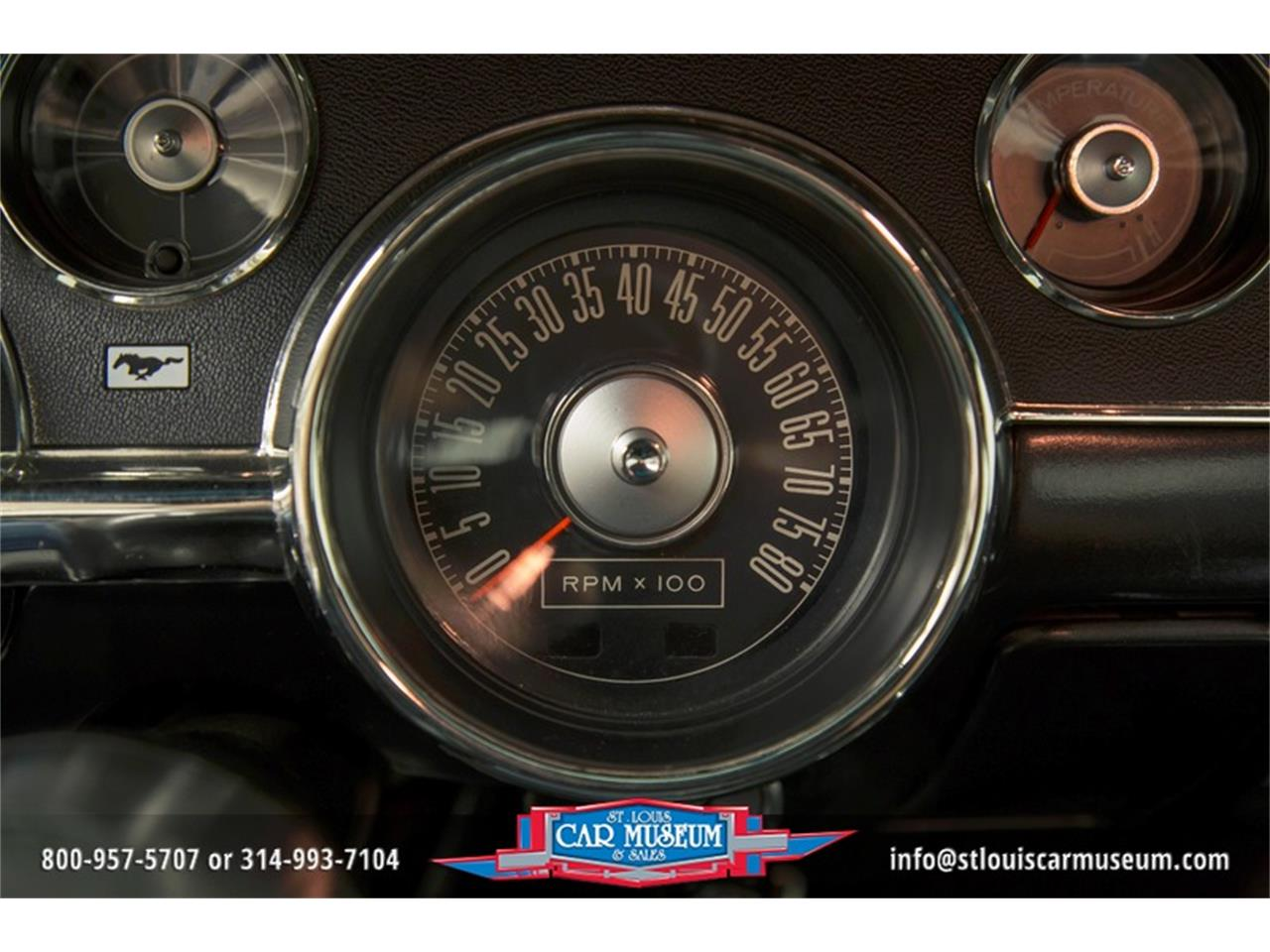 Large Picture of 1968 Mustang GT/CS (California Special) - $59,900.00 Offered by St. Louis Car Museum - LWVZ