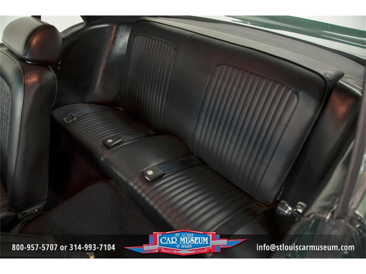 Large Picture of 1968 Mustang GT/CS (California Special) located in St. Louis Missouri Offered by St. Louis Car Museum - LWVZ