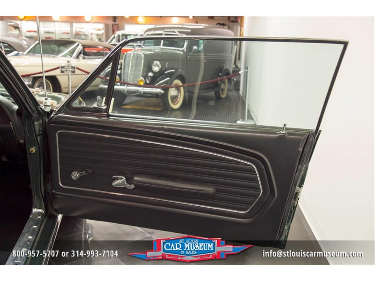 Large Picture of '68 Ford Mustang GT/CS (California Special) located in St. Louis Missouri - LWVZ