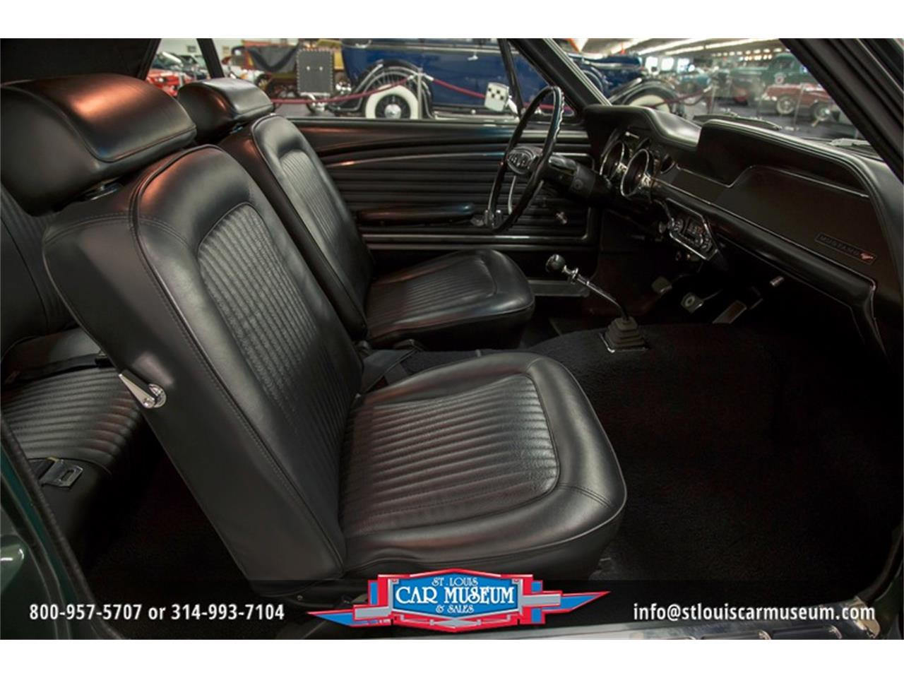 Large Picture of 1968 Mustang GT/CS (California Special) - LWVZ