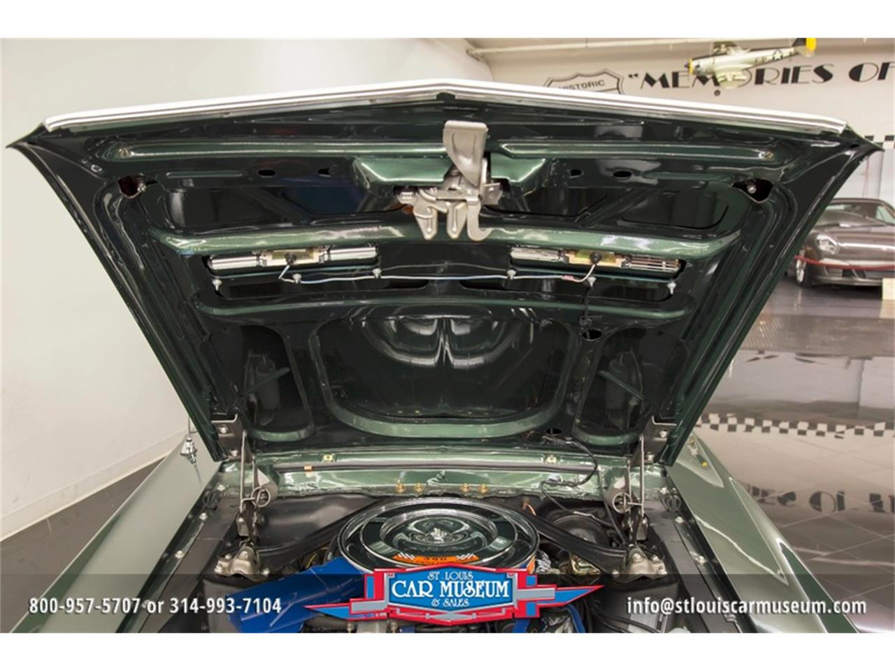 Large Picture of Classic '68 Mustang GT/CS (California Special) Offered by St. Louis Car Museum - LWVZ